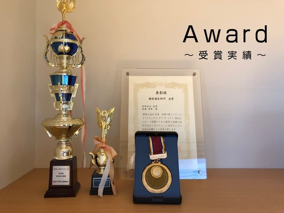 Award~受賞実績~
