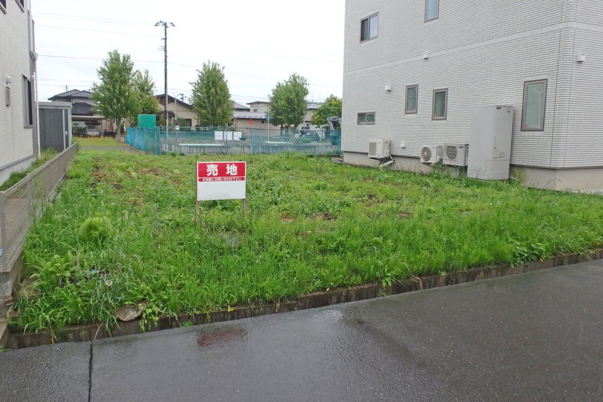 オススメ土地FILE#003「柴田町船岡清住町」~おヨメに行きました~