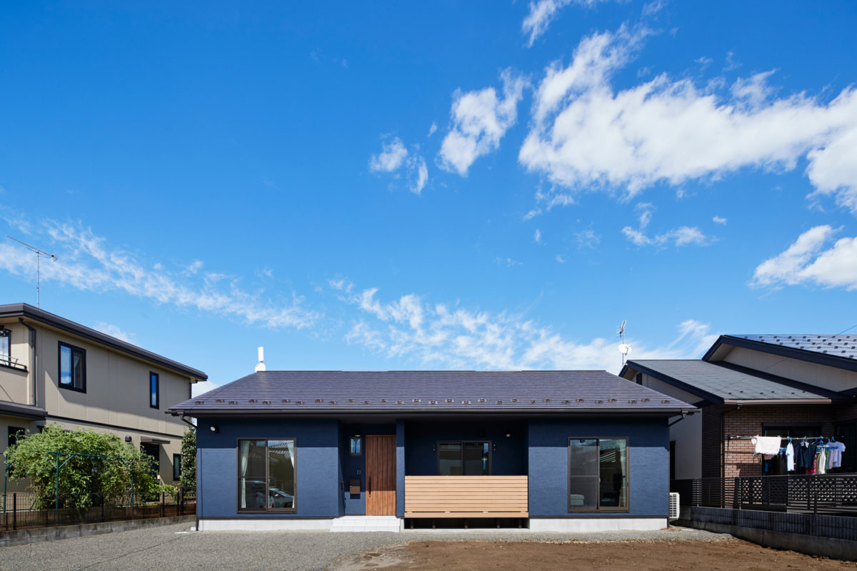 【予約制・完成見学会開催しました】7月18日19日 刈田郡蔵王町「家事ラクアイデアがつまった平屋のお家」