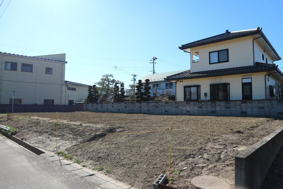 オススメ土地FILE#005「大河原町西桜町」B区画